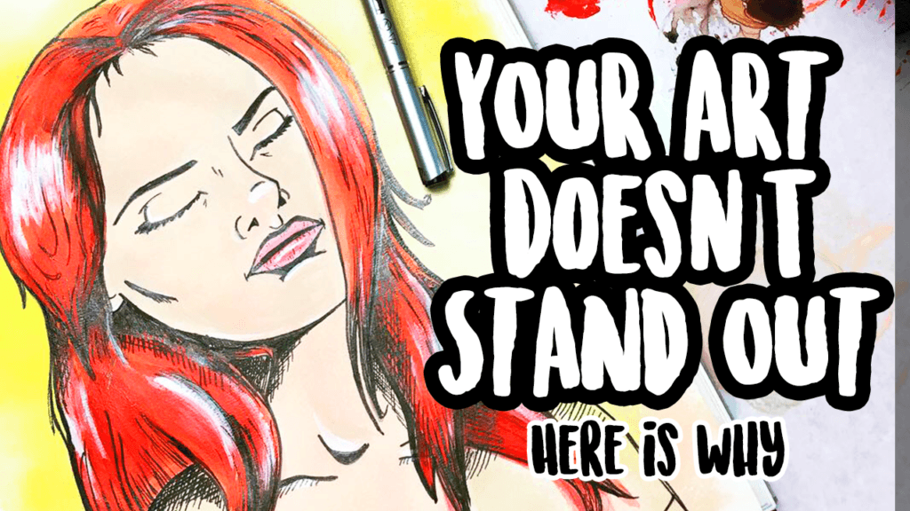 DOES YOUR ART STAND OUT_