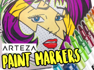 What Everyone Ought to Know About Arteza Paint Markers| My Honest Review