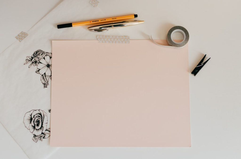 transfer drawing to canvas easily