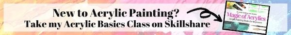 How to paint with acrylics basics class skillshare